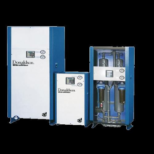 Máy sấy khí hấp thụ, khí khô HED/ALD/MSD Donaldson