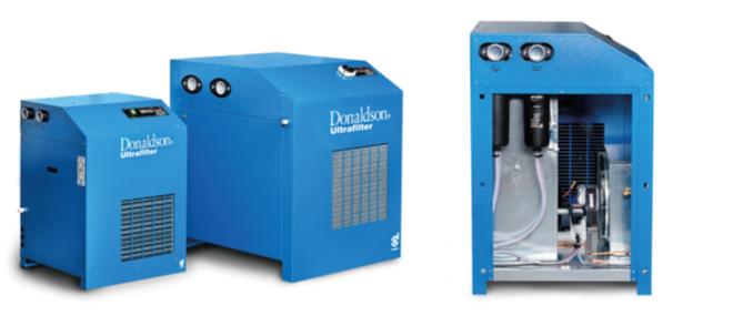 Máy sấy khí tác nhân lạnh Donaldson