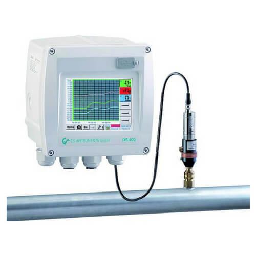 Bộ đo độ ẩm cho hệ thống khí nén nhiều máy nén khí – DS 400