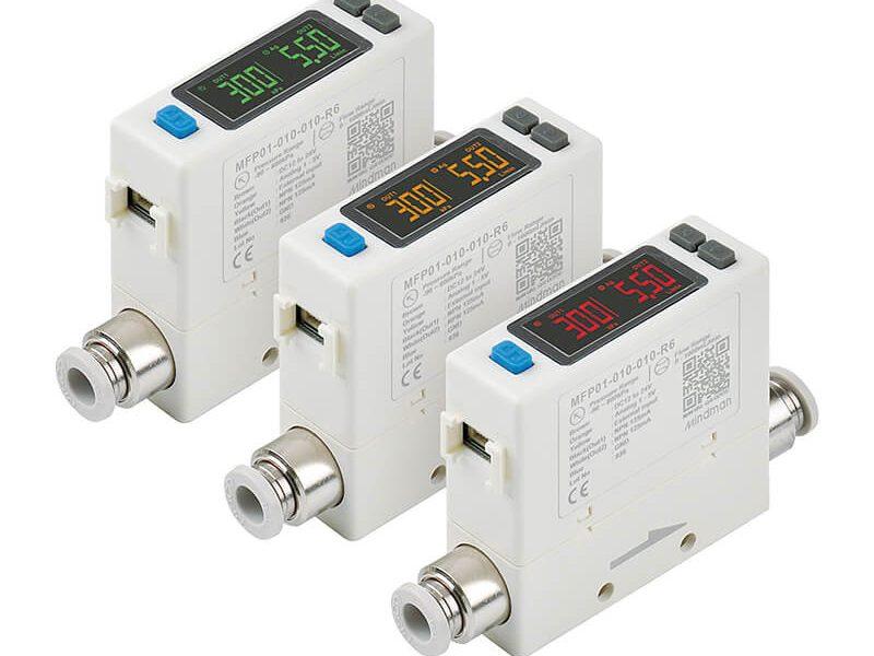 Máy đo công thức lưu lượng khí