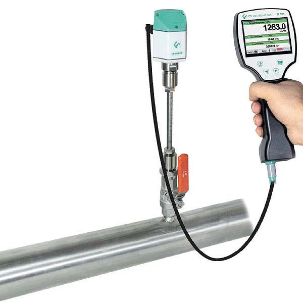 Đồng hồ đo lưu lượng khí cầm tay di động – PI 500