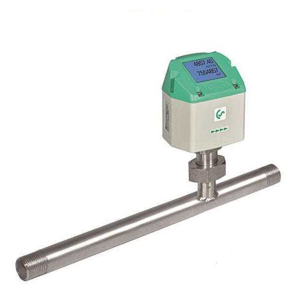 Đồng hồ đo lưu lượng khí có sẵn khớp nối – VA 520