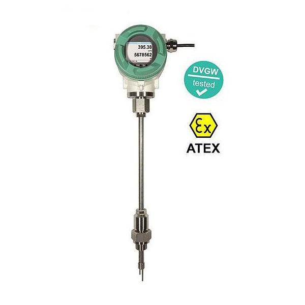Đồng hồ đo lưu lượng cho các ứng dụng công nghiệp nặng – VA 550
