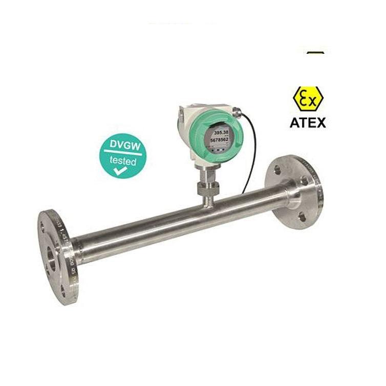 Đồng hồ đo lưu lượng khí có sẵn khớp nối – VA 570