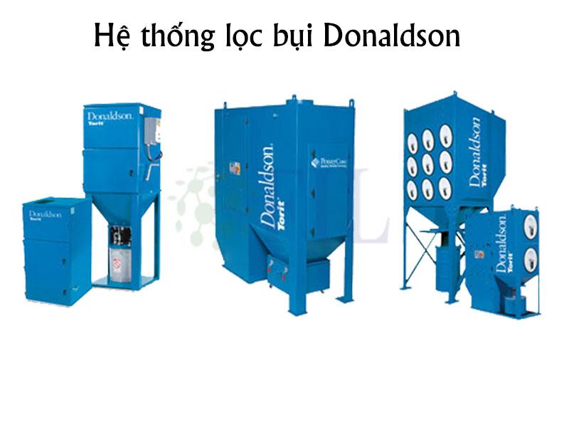 Hệ thống lọc bụi Donaldson
